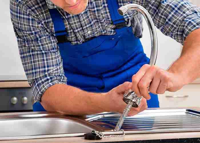supermario24 installazione rubinetto cucina