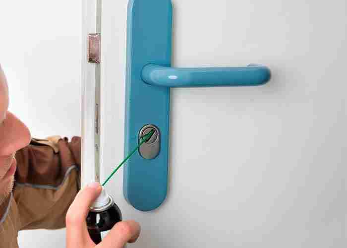 supermario24 manutenzione serratura porta di casa