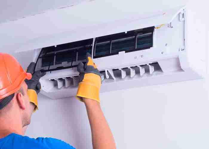supermario24 pulizia filtri climatizzatore a stezzano