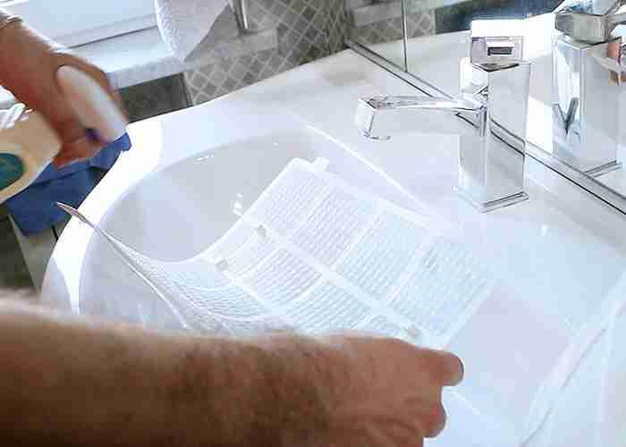 Chiama Supermario24 per la pulizia dei filtri del condizionatore