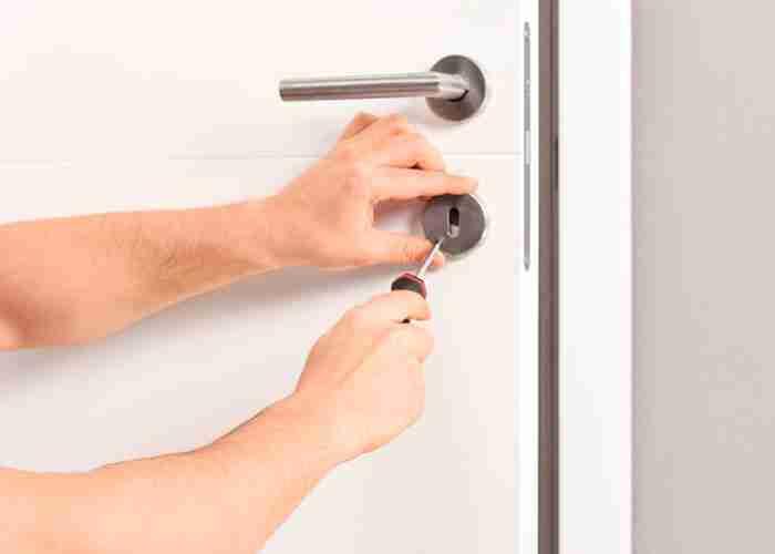 supermario24 sostituzione serratura porta di casa