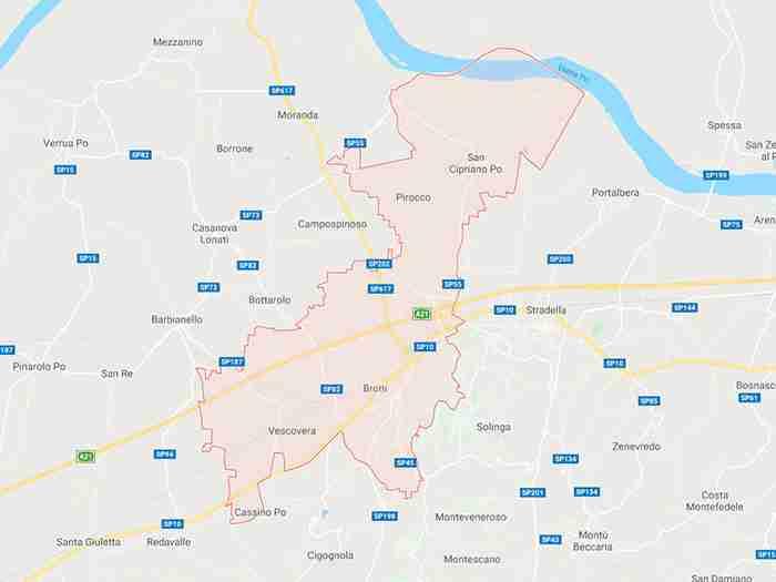 Broni provincia Pavia
