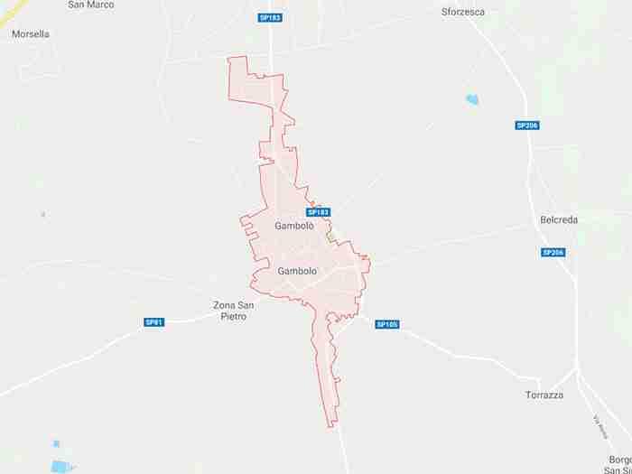 Gambolo provincia Pavia