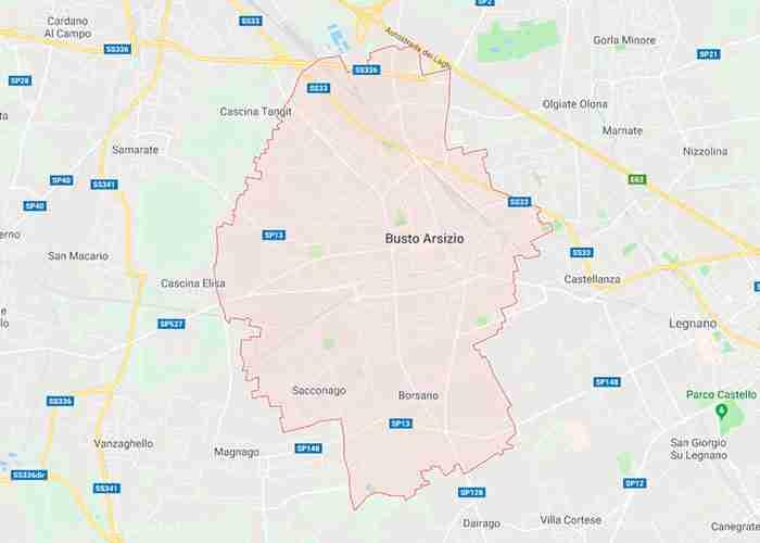 Busto Arsizio provincia di Varese
