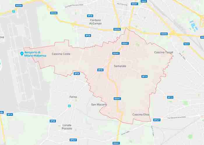 Samarate provincia Varese