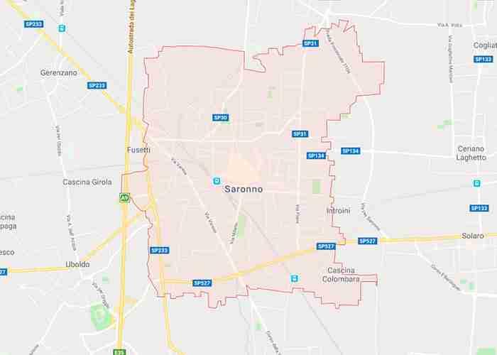 Saronno provincia Varese