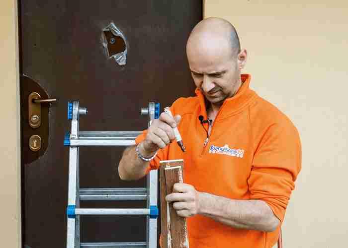 Interventi su porte blindate e serrature