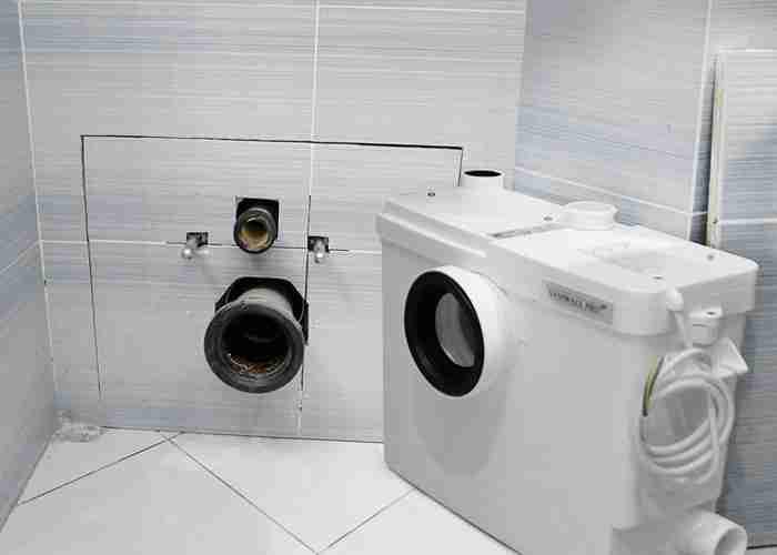 Servizio di assistenza trituratori WC sanitrit