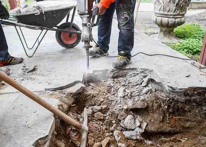Ricerca e riparazione perdite d'acqua