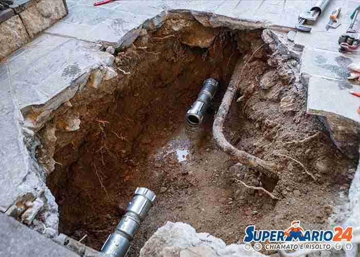 SuperMario24 è esperto in lavori idraulici