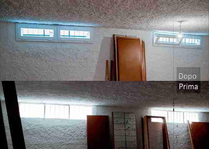 Servizio di sostituzione delle finestre