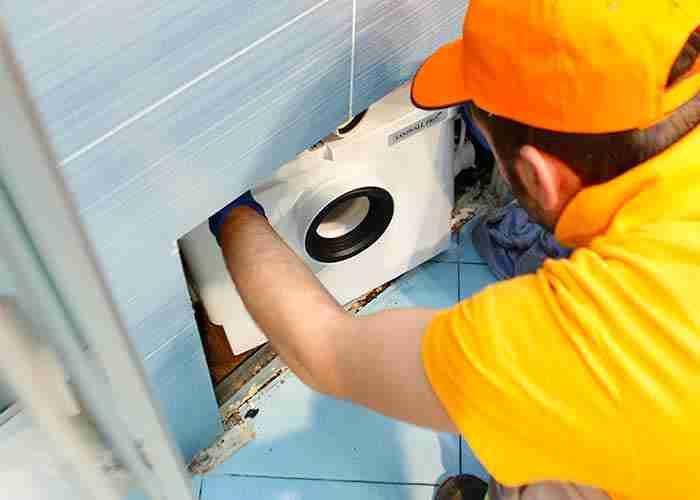 Assistenza e riparazione Sanitrit, Sanivite, Sanitop e tutti i trituratori per WC